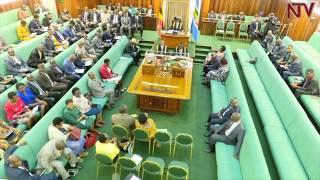 Arua Violence ; MPs Francis Zaake's condition shocks parliamentarians