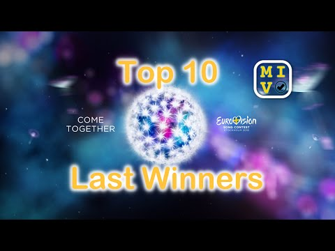 top-10-last-winners-eurovision-song-contest-│-max-in-vids