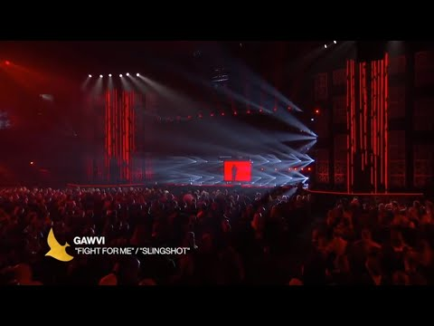 Gawvi & Lecrae - Fight For Me / Slingshot, Get Back Right | 50th GMA Dove Awards 2019
