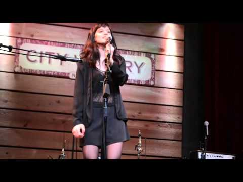 Aubrey Peeples covers Taylor Swift