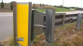 Nc Dot Defends Guardrail Use