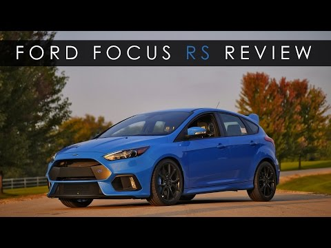 Review 2016 Ford Focus RS Reality Check