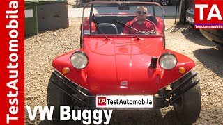 BUGGY VW boxer TEST
