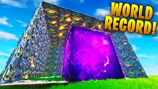 *WORLD RECORD* ZAPPER TRAPS!!! - Fortnite Funny WTF Fails and Daily Best Moments Ep. 1380