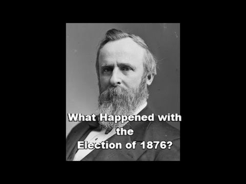 Conspiracy Election Fraud of 1876 - Rutherford B. Hayes