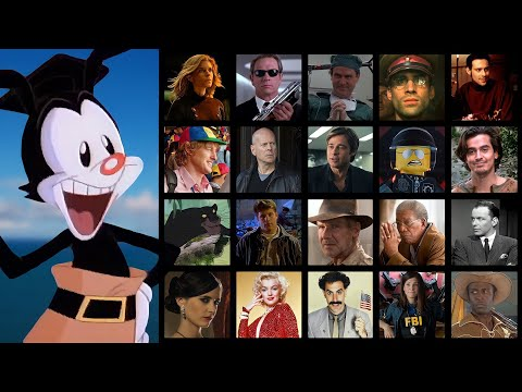 'YAKKO'S WORLD' Sung by MORE Movies!