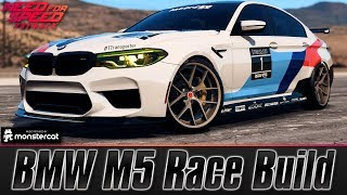 Need For Speed Payback: BMW M5 Customization | Race Build | M8 GTE Replica | Speed Art