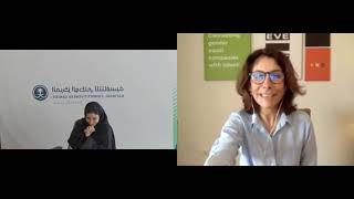 WIL Digital Talks (Ep 2) - Ask me anything with Dr Eiman Al Mutairi