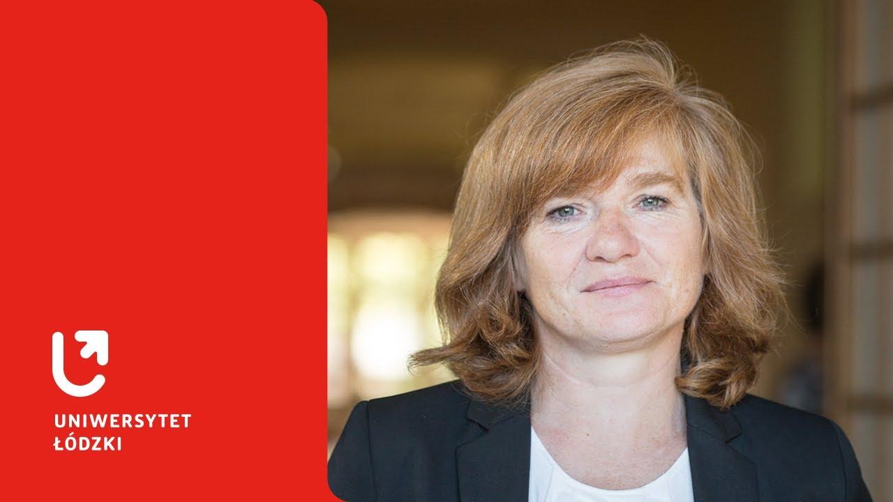 Prof. Elżbieta Żądzińska Rektorem UŁ w kadencji 2020-2024 - YouTube