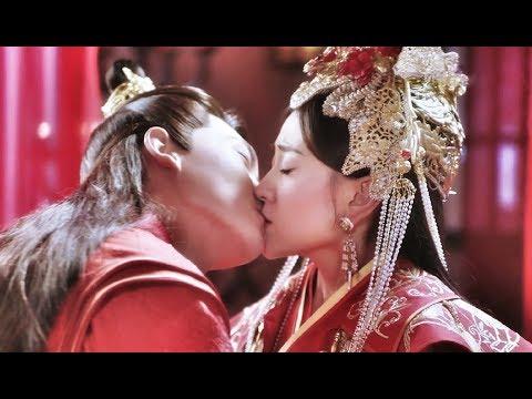 [FMV Couple] [Kiss Scenes] Cảnh hôn Song thế sủng phi