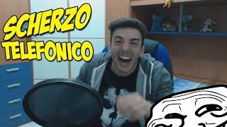"""SONO MIGLIORE DI TE!"" - SCHERZO TELEFONICO A GIAMPYTEK"