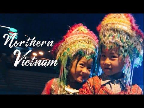 Northern Vietnam 2018 | Sony RX100V GoPro Travel Film