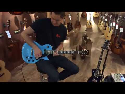 Gibson USA 2018 Unboxing and Playthrough Live Stream
