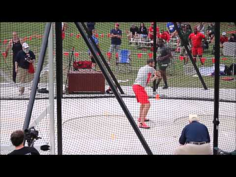 University of Houston Throws / 2015 American Outdoor Chmpionship
