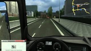Austrian Truck Simulator Gameplay 4 (PC HD)