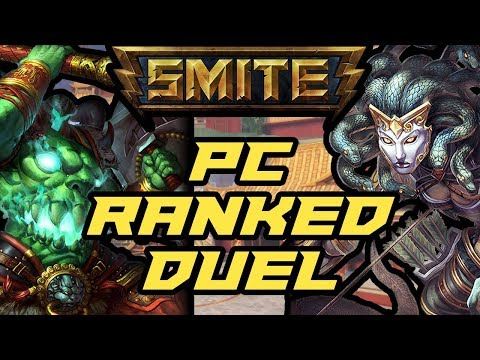 WE'RE BACK IN SEASON 4 | XING TIAN vs MEDUSA - Smite S5 Ranked Duel ANY God Goes Ep.26