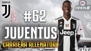 TOP PLAYER DAL REAL!? CARRIERA ALLENATORE JUVENTUS EP.62 ST.4 | FIFA 19