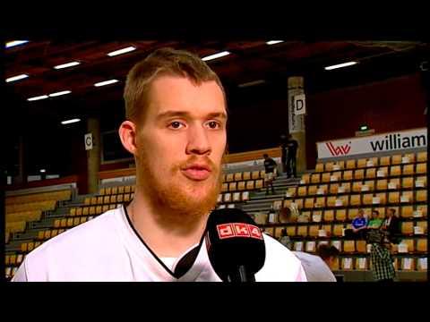 Interview - Morten Sahlertz (Før 4. DM Finale)