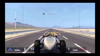 Gran Turismo 5 Max G-Force Test Jay Leno Tank Car '03
