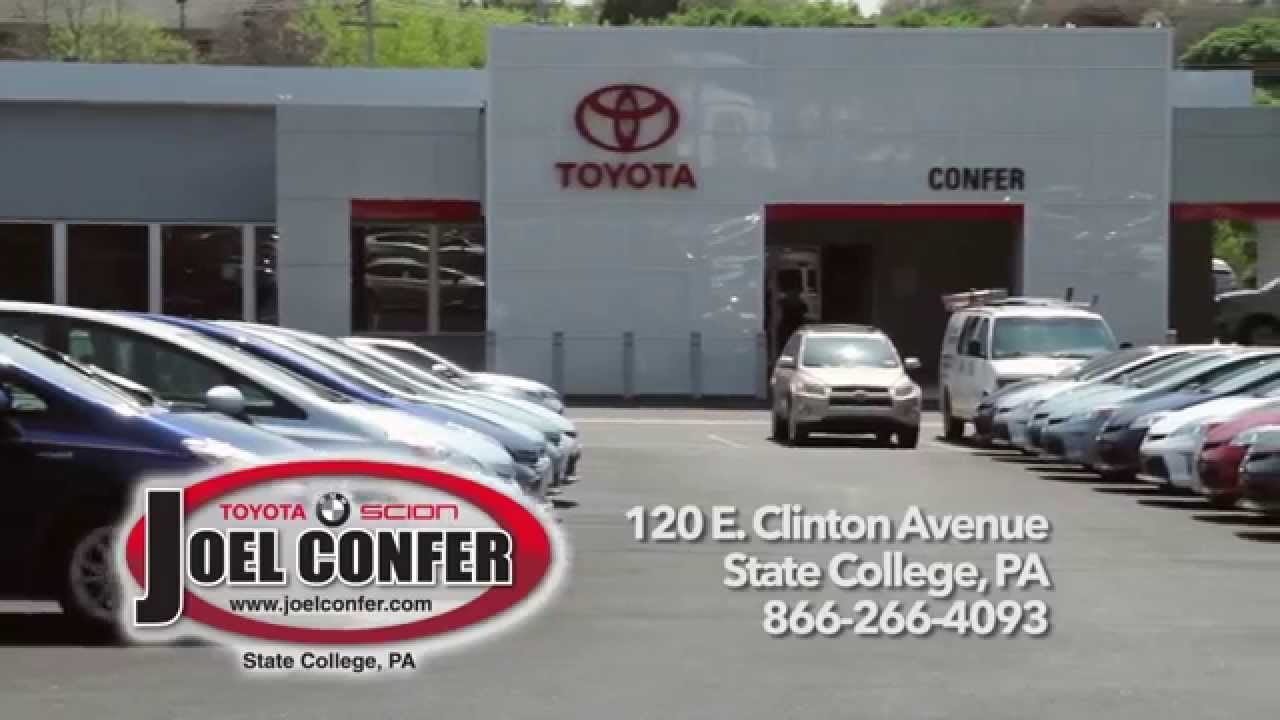 Joel Confer Toyota >> Corey Confer Youtube