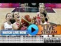 Indiana Fever vs Connecticut Sun Basketball WNBA Live Stream