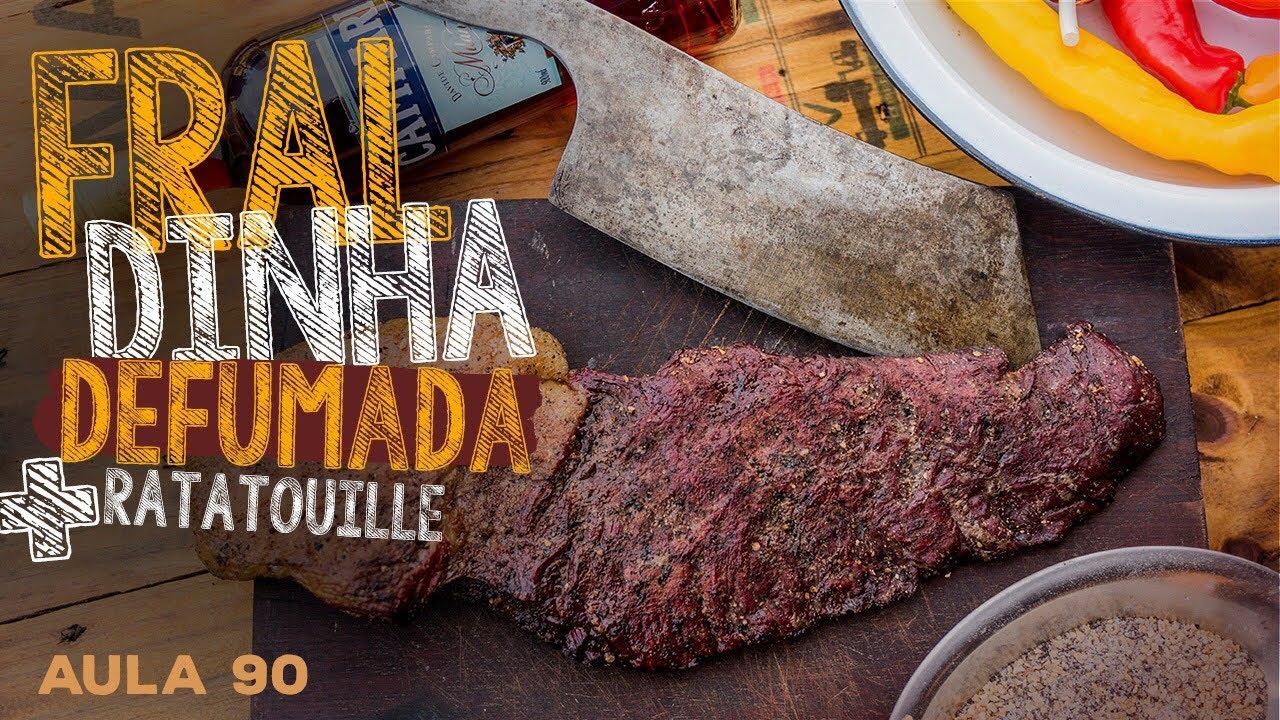 Fraldinha Defumada + Ratatouille / Cansei de Ser Chef