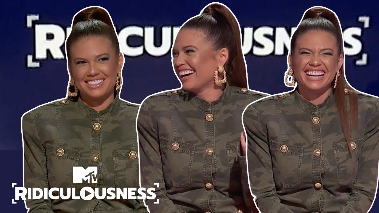 Chanel West Coast Laughs At EVERYTHING | Ridiculousness