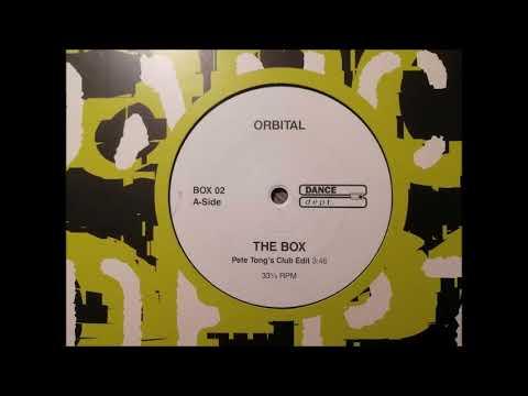 orbital - the box (pete tong's club edit)