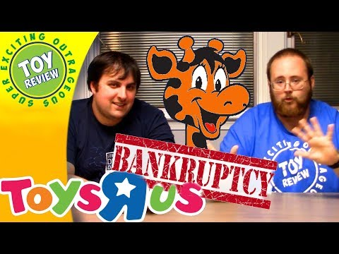 Toys R Us Chapter 11 Bankruptcy Explained - SEO Toy Review