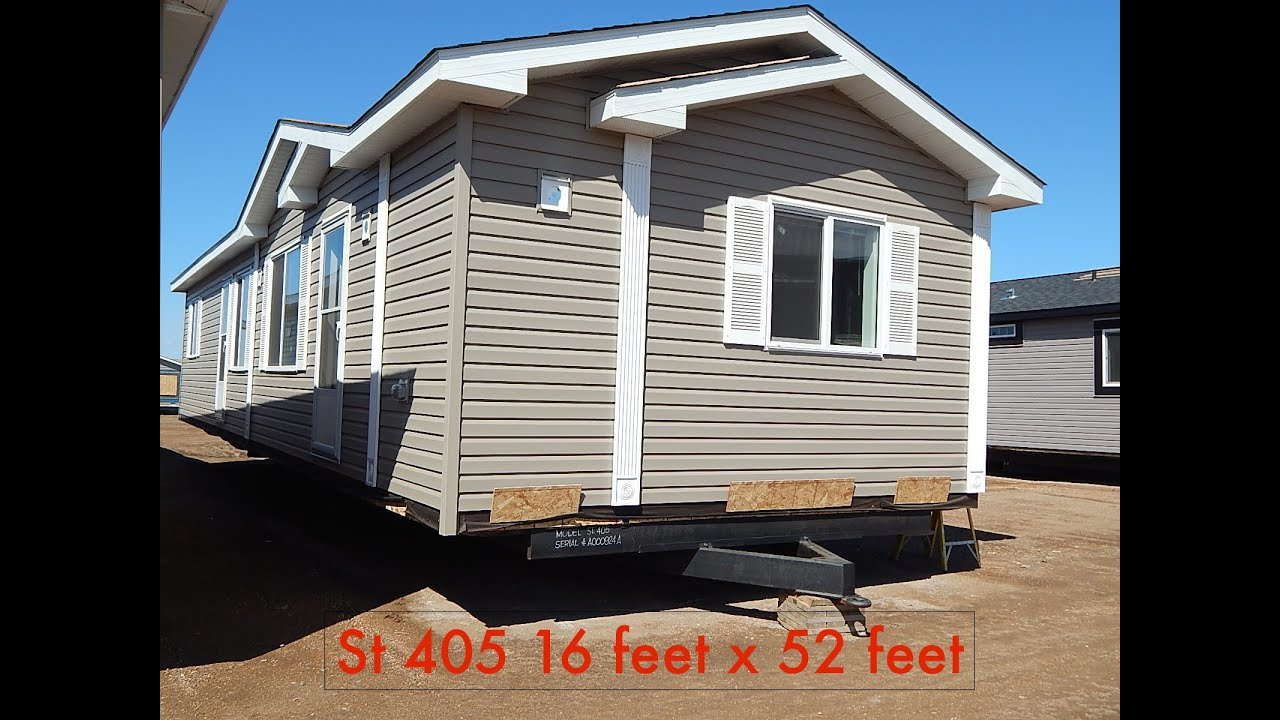 Mobile Modular home for sale: St 405 16ft x 52ft