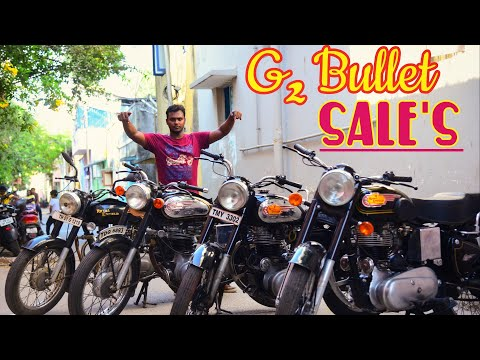 "B1 bullet | "" G"" Bullet |  vintage bikes Sales | royal Enfield | old Bullet | G2 bullet |"