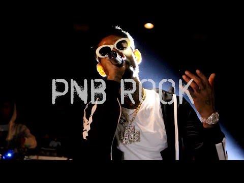 PnB Rock Performs LIVE at MassMutual (Springfield,MA)