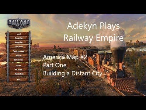 Railway Empire America Map #2 Part One