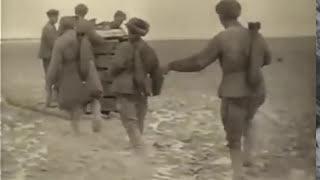 Редкая хроника ВОВ, таких солдат не принято было показывать в СССР