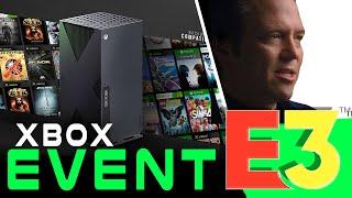 Xbox E3 2021 PREVIEW! New Xbox…