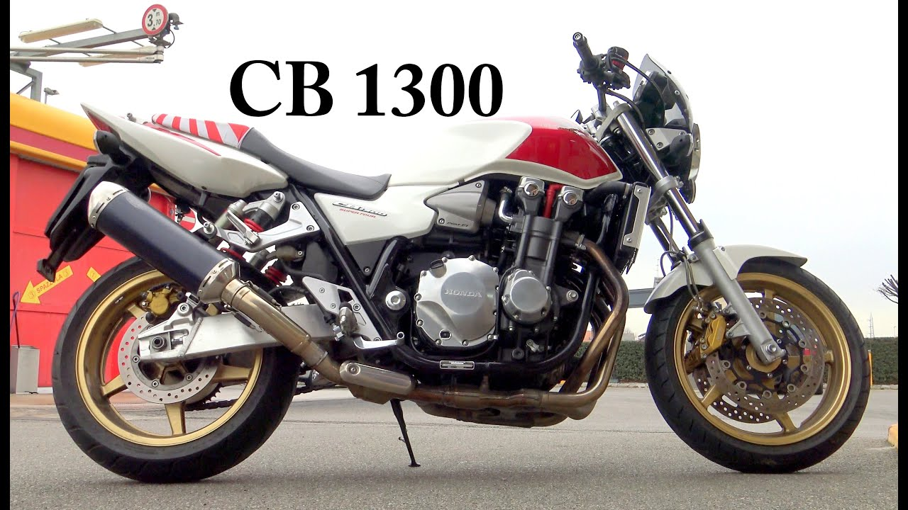 honda cb 1300 super four video sound 4k youtube. Black Bedroom Furniture Sets. Home Design Ideas