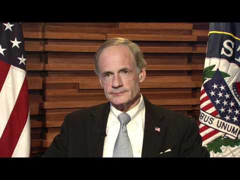 Sen. Tom Carper Reflects on Veterans Day