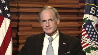 Sen. Tom Carper Reflects on Veterans Day