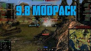 WoT: 9.8 ModPack [UPDATED] [14/06/2015] [Deegie's sights]