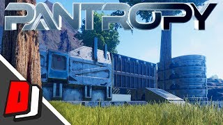 Pantropy Kickstarter!! - EPIC BASE ENTRANCE!! (Pantropy Early Access Gameplay)