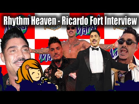 Rhythm Heaven - Ricardo Fort Interview