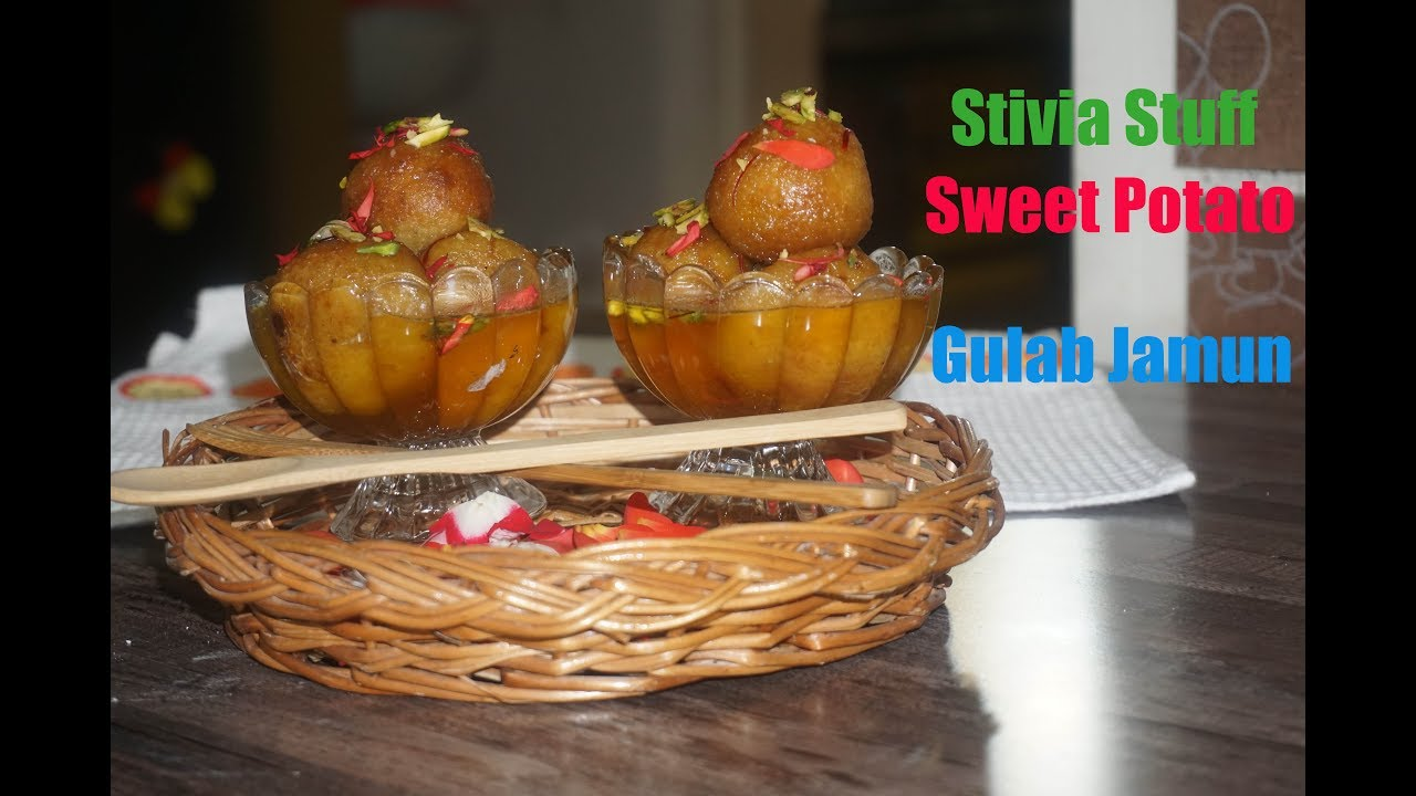 sweet potato gulab jamun sweet potato gulab jamunstevia stuffrecipe diabetic friendly forumfinder Choice Image