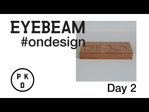 On Design: Pat Kim Day 2