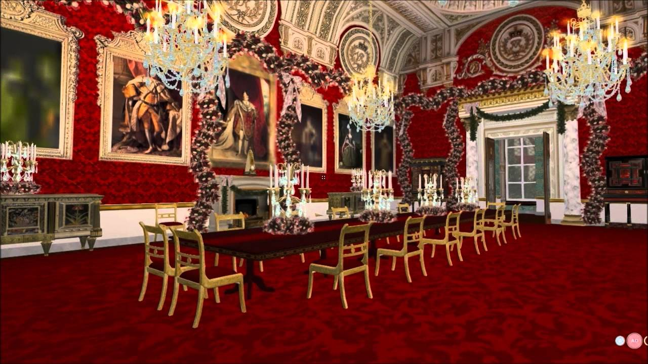 Second Life Travels: Christmas at Buckingham Palace - YouTube on christmas house lighting, christmas bash, christmas patio lighting, christmas party lighting, christmas wedding lighting,