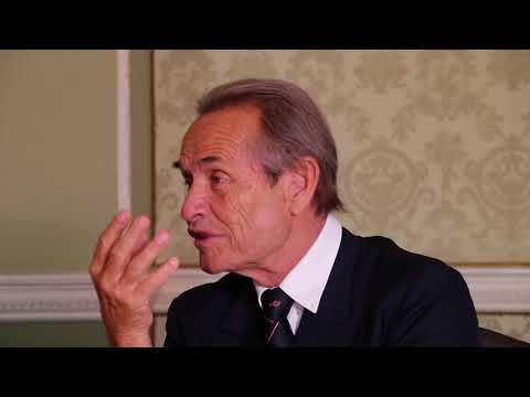 Talk Show in association with Motor Sport: Jacky Ickx