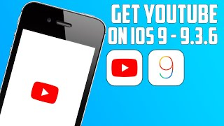 How To Download YouTube App On iOS 9! (2021) iPhone 4s, iPad 2, iPad mini, and iPod touch 5! screenshot 4