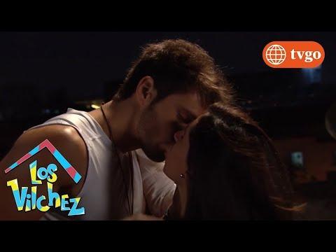 ¡Bicho y Julia se besan! - Los Vílchez 16/01/2019