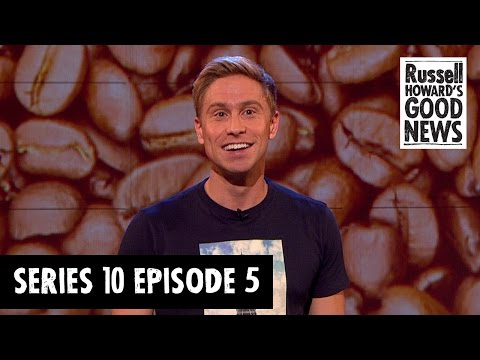 Russell Howard's Good News - Series 10, Episode 5