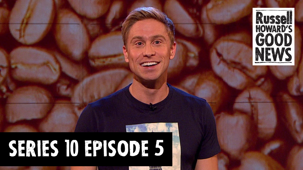 Download Russell Howard's Good News - Series 10, Episode 5