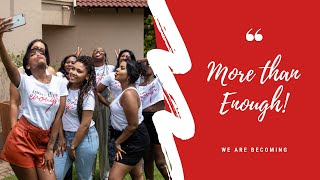 The #MoreThanEnough Launch!